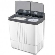 Twin-tub Portable Mini Washing Machine