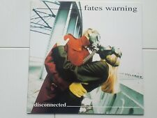 """LP - FATES WARNING """"Disconnected"""" - 1a PRESS 2000 - LIMITED EDITION NUMBER"""