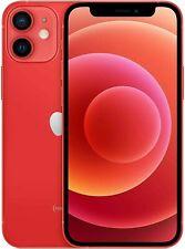 APPLE iPhone 12 mini 128GB ROSSO iphone 12 mini 24 mesi garanzia Italia NO BRAND