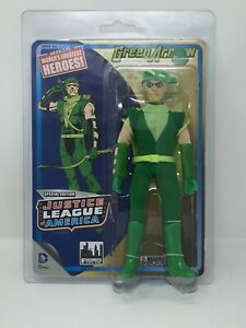 "DC Worlds Greatest Green Arrow Justice League Of America 8"" Inch Action Figure"