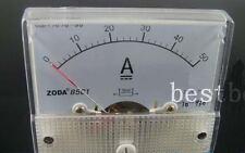 Analog AMP Panel Meter Gauge DC 0~50A 85C1 Brand New