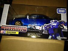 TRANSFORMERS Binaltech Bt19 Blue Bluestreak Subaru Impreza Wrx New Sealed