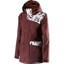 SPECIAL BLEND Women's JOY Snow Jacket - XS - MERLOT - NWT