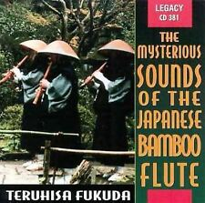 The Mysterious Sounds of the Bamboo Flute by Teruhisa Fukuda