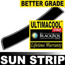 99% UV + 50X STRONGER PRECUT SUN STRIP FOR MAZDA MIATA HARDTOP 99-03