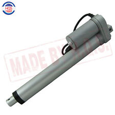 Heavy Duty Linear Actuator 8 Inch Stroke 225lb Max Lift Output 12/24V DC Hoods