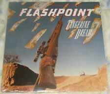 FLASHPOINT (Tangerine Dream) original factory sealed USA stereo lp (1984)