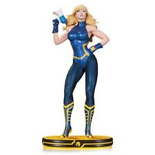 ★ STATUE BLACK CANARY-COVER GIRLS OF THE DC UNIVERSE-RESINE DC COMICS -EN STOCK★