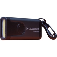 NEW LED Lenser K4R Rechargeable Key Ring LED Flashlight 60 Lumen LEDLENSER
