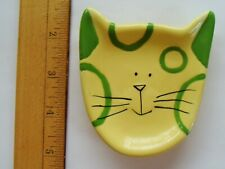 Bella Casa By Ganz Cat Trinket Dish