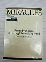 Miracles; Poems by Children of the English-Speaking World ©1966 Richard Lewis