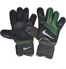 NIKE GK GRIP 3, Goalkeeping Gloves, GS0253 037, Black/Forest, Size 6