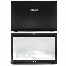 New LCD Back Cover Lid & Bezel for ASUS K52 K52f X52J K52J A52 X52 Series Laptop