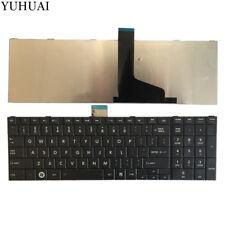 New english for TOSHIBA SATELLITE C850 C855D C850D C855 C870 C875 keyboard US