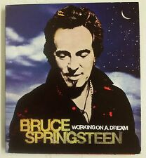 Bruce Springsteen Working On A Dream CD+DVD  UK 2009 Caja trifold+libreto