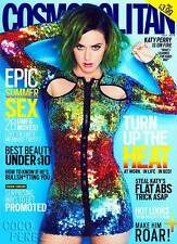 COSMOPOLITAN Magazine USA Katy Perry NEW