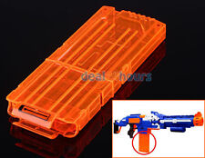 5pcs Quick Reload Clip System Darts for Toy Gun Nerf N-Strike Blaster in Loose