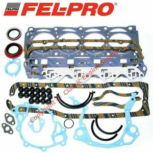 Fel-Pro KS2329 Engine Kit Gasket Set for a Ford 351W 1975-1983