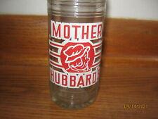 Vintage Mother Hubbard 7 Bottling Up Vintage Glass Soda Bottle Beaver Falls Pa