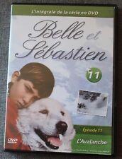 Belle et Sebastien, episode 11 - l'avalanche,  DVD serie TV