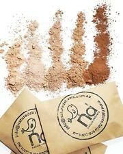 Loose Mineral Makeup Foundation spf15  Sample Packs for Nature Delivers