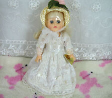 "Vogue Victorian Romance 8"" Doll Design by Jessica McClintock w/ Tag - No Shoes"