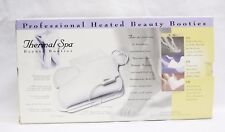 Thermal Spa Electric Heated Beauty Booties Feet Warmers Spa Pedicure Foot Care