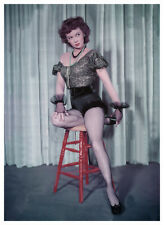 SUSAN HAYWARD PIN UP FOR WITH A SONG IN MY HEART