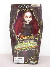 Living Dead Dolls Fashion Victims Lulu Dominatrix Ser 2 Hollywood Coffin Mezco