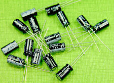 8pcs 100uf 35v 105c Rubycon Radial Electrolytic Capacitor YXA 100mfd