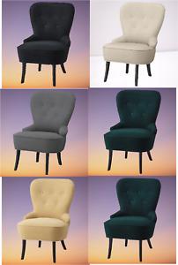 *New* REMSTA Armchair dark green, yellow-beige, dark grey or Hakebo Beige IKEA