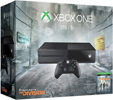 Microsof Xbox One 1TB Console: Tom Clancy's The Division Bundle Game System Neww