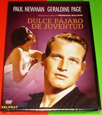 DULCE PAJARO DE JUVENTUD / SWEET BIRD OF YOUTH -DVD R2- English Deutsch Español