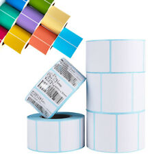 Three Defense Thermal Label Paper Thermal Sticker Paper For Thermal Printer Lot