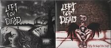 Left For Dead - Humanity + Why The Caged Bird Sings (2 CDs 2008/2015) SEALED NEW