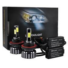 12800lm 120W 4 Sides CREE LED Headlight Kit H13 9008 Hi/Low Beam 6000K Bulbs 12V