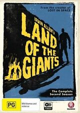 Land Of The Giants : Season 2 (DVD, 2014, 7-Disc Set)