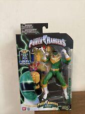 Power Rangers Zeo Legacy Collection Green Ranger Figure Bandai New