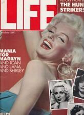 Life Marilyn Monroe 1981