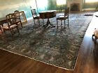 ANTIQUE ZIEGLER MAHAL PERSIAN RUG PALACE SIZE 13'X20' SOTHEBY'S LOT 367 TWIN