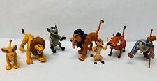 Disney Lion King Toy Set Character Toys Scar Mufasa Simba Rafiki Timon Pumba
