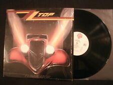 ZZ TOP - Eliminator - 1983 Vinyl 12'' Lp./ Shrink VG+/ Classic Rock AOR