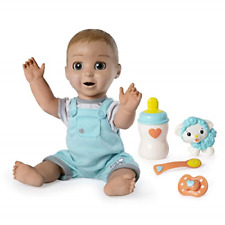 Luvabella Luvabeau Boy Interactive Baby Doll With Accessories