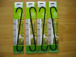 """Mainstay 12"""" Extender Hook for bird feeders, planters, wind chimes"""