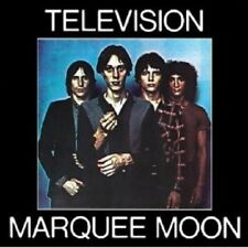 Television-Marquee Moon CD POP 8 tracks nuovo
