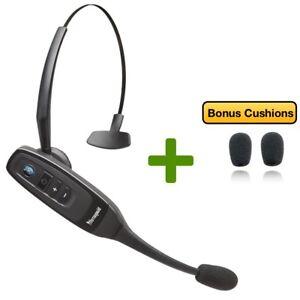 BlueParrott C400-XT Bluetooth Convertible Headset Bundle VXI-204151-B