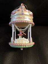 "1986 ""Sugarplum Fairy� Hallmark Christmas Ornament Lighted Ornament"