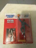 NBA Basketball Starting Lineup (1996) Hakeem Olajuwon Kenner Figure