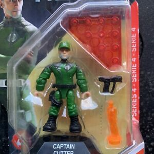 NEW, MEGA CONSTRUX Halo Heroes Series 4, Captain Cutter, FFM75