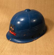 "VINTAGE ORIGINAL 1960 ""23RD ALL AMERICAN SOAP BOX DERBY"" FIBERGLAS RACING HELMET"